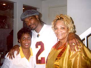 SNOOP DOGG when young kid and today`s famous rapper