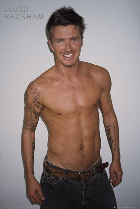David Beckham Childhood