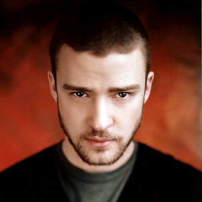 Justin Timberlake Website on Celebrity X     Name That Celebrity   No  8     Celebrities Then And