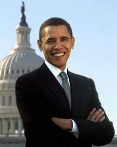 Barack Obama Senate official photo