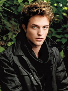 Robert Pattinson Looks like a guy?