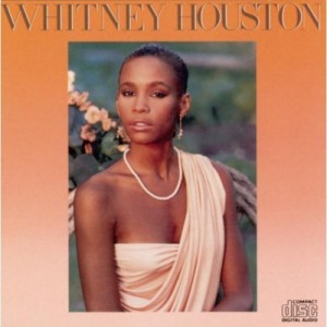 Whitney Houston's first album released in 1985