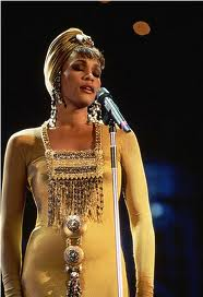 Whitney Houston live in South Africa 1994.