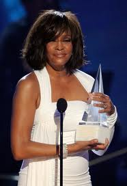 Whitney won an American Music Award in 2009.